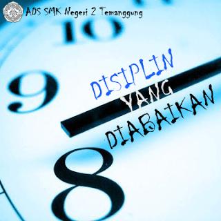 Disiplin Yang Diabaikan