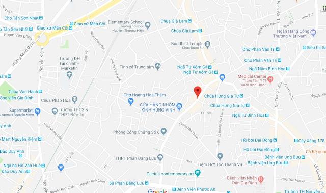 Bán nhà Hẻm xe hơi Nguyễn Văn Đậu phường 5 quận Bình Thạnh