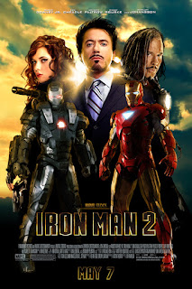 Download Film Iron Man 2 (2010) BluRay Subtitle Indonesia