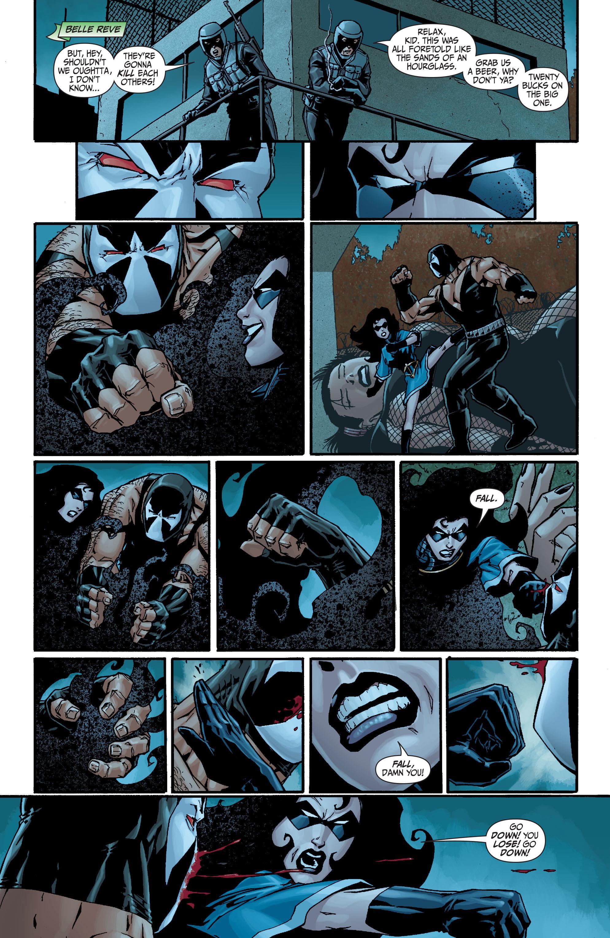 Read online Secret Six (2008) comic -  Issue #17 - 8