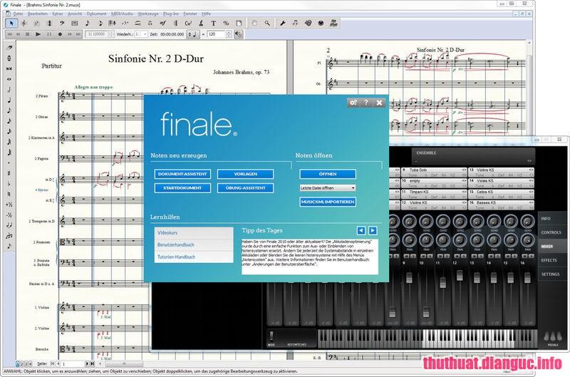 Download MakeMusic Finale 26.0.1.655 Full Crack, phần mềm soạn nhạc, MakeMusic Finale, MakeMusic Finale free download, MakeMusic Finale full key,