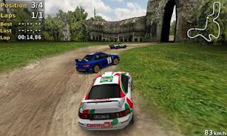 Pocket Rally Mod Full HD V1.3.4 Unlock All Level