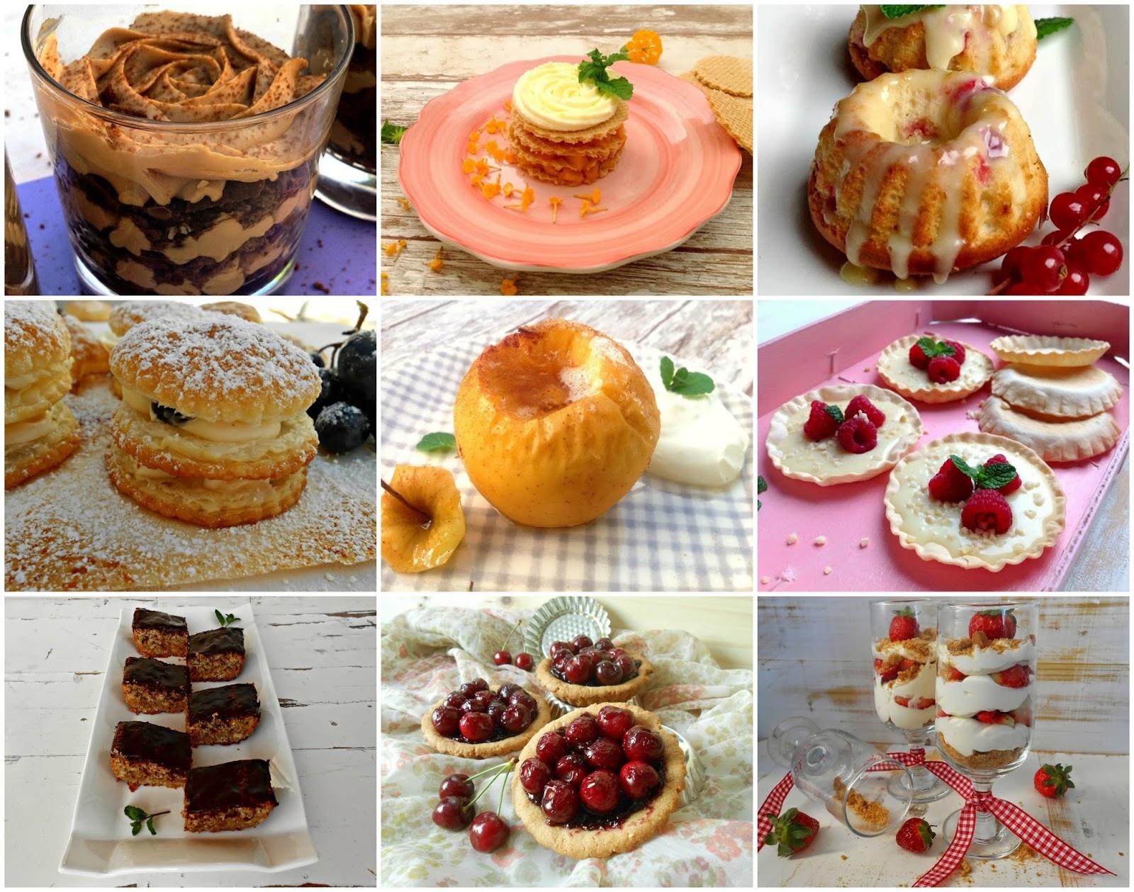 Mi Mundo Pinkcake 9 Postres Fáciles Y Rápidos