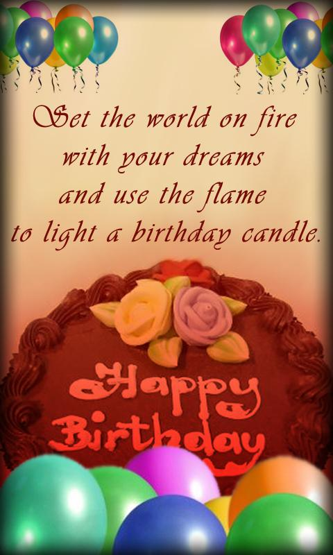 Birthday Wallpapers Quotes Hd Collection Zone