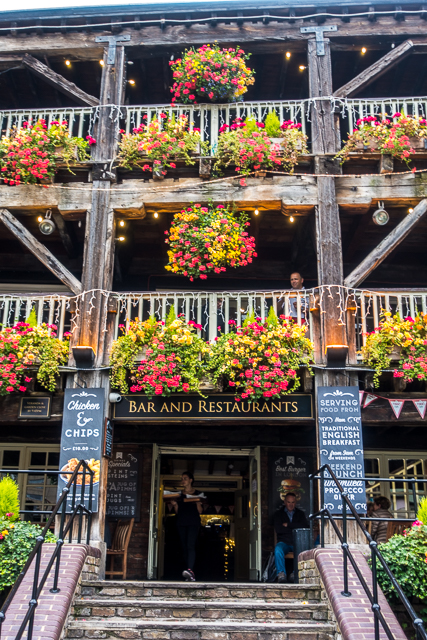 The Dickens Inn - London, England