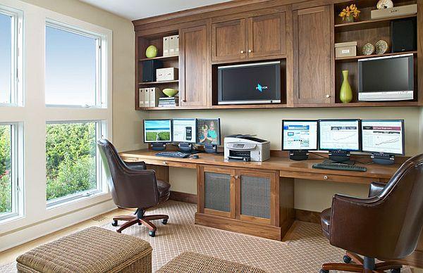 Trik Dan Tips Membuat Ruang Kantor Yang Cantik Dan Elegan