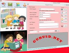 Aplikasi Administrasi Perpustakaan Sekolah Portable Dengan Menu Lengkap
