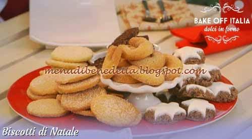Ricetta Biscotti Di Natale.Biscotti Di Natale Ricetta Ernst Knam Da Bake Off Italia