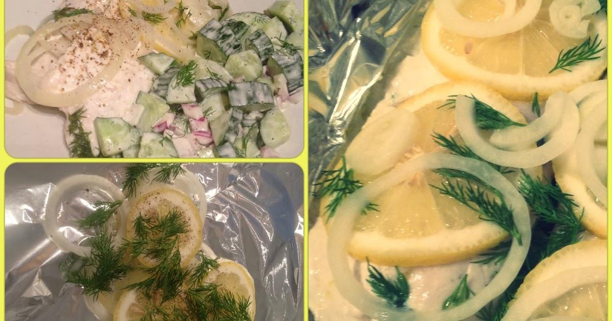 Foodie In A Paleo World Lemon Baked Pickerel