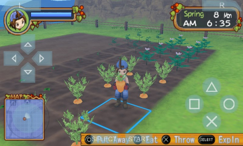 Download Game Harvest Moon Ppsspp Iso Android - BaseDroid