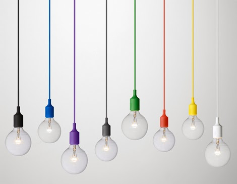 bulbs, exposed bulbs, color, rainbow, hipster, pendant lamp, lamp
