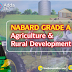 NABARD Grade-A Exam : Notes on Agriculture & Rural Development (with focus on Rural India)