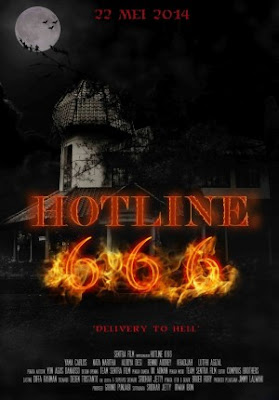 Hotline 666: Delivery to Hell Poster