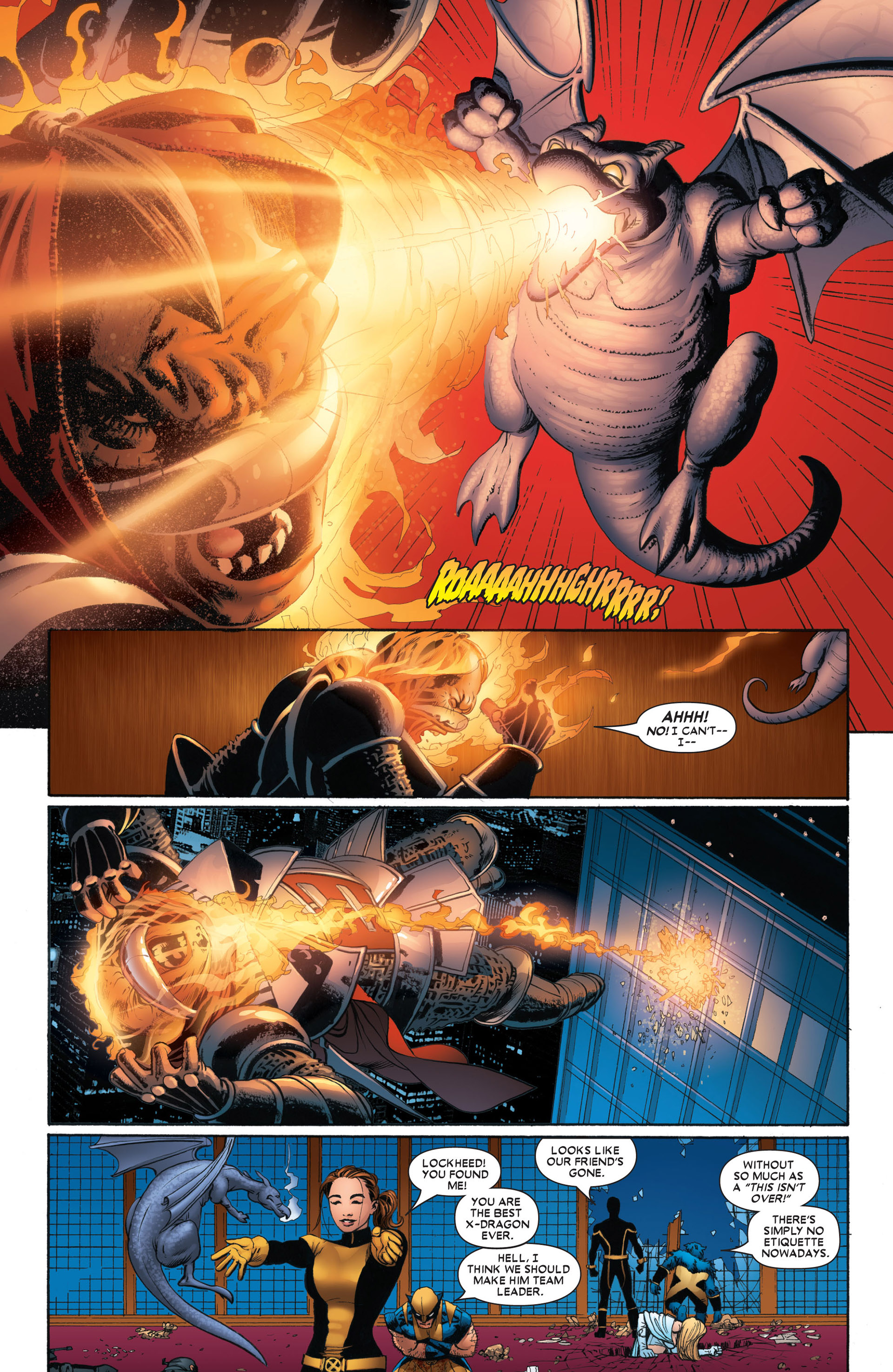Astonishing X-Men (2004) issue 2 - Page 14