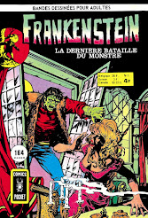 Frankenstein (Comics Pocket) 1975-1980