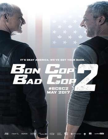 Bon Cop Bad Cop 2 2017 English 350MB WEBRip 480p ESubs