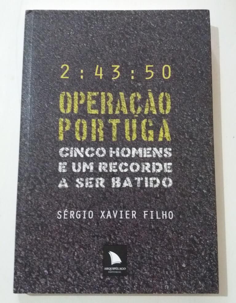 Livro Operação Portuga
