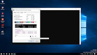 Cara Agar CMD Menjadi Transparan di Windows 10 - MH Tekno Indonesia