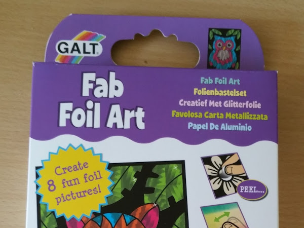 Galt Fab Foil Art Kit