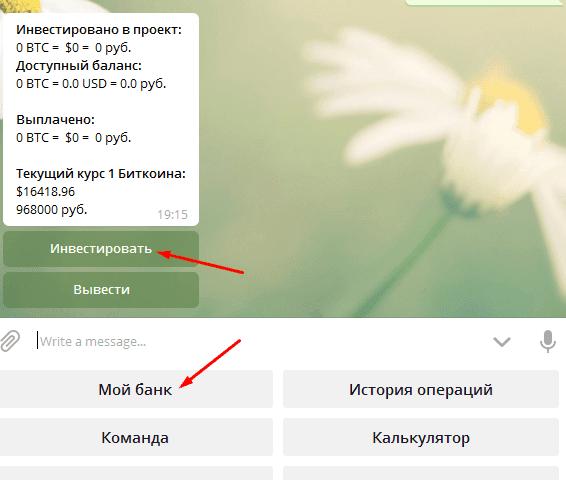 Регистрация в BitInvest Russia 3
