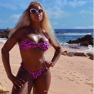 Mary J. Blige Releases Stunning Bikini Photos As She Celebrates Her Birthday