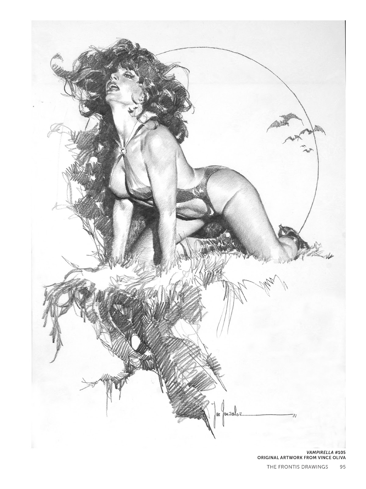 Read online The Art of Jose Gonzalez comic -  Issue # TPB (Part 1) - 96