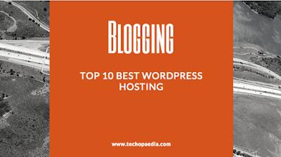 Top 10 best wordpress hosting