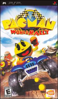 Pac-Man World Rally (PSP) (ISO - USA) [MEGA]