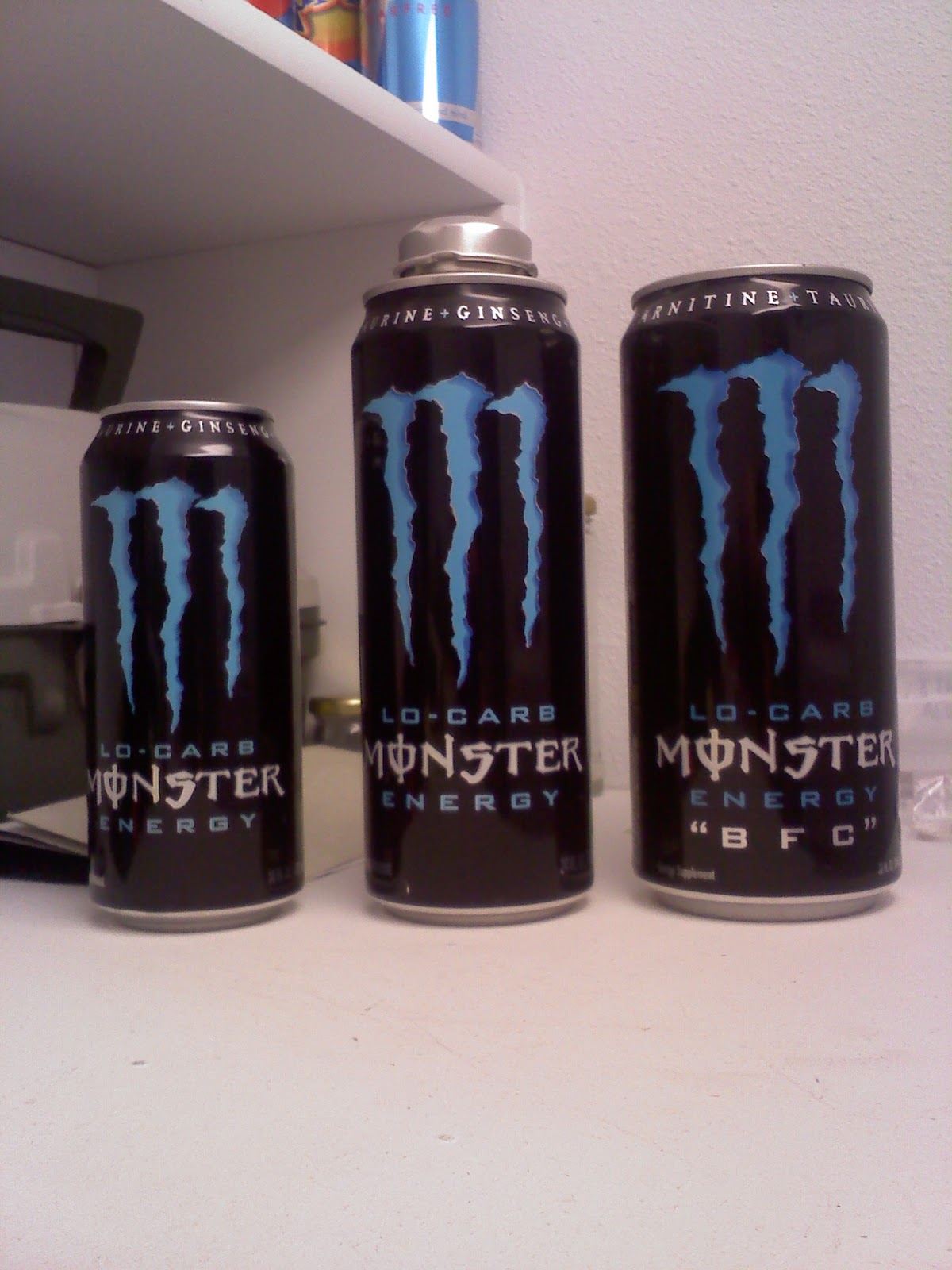 Caffeine review for monster energy lo carb - Monster energy corporate office ...