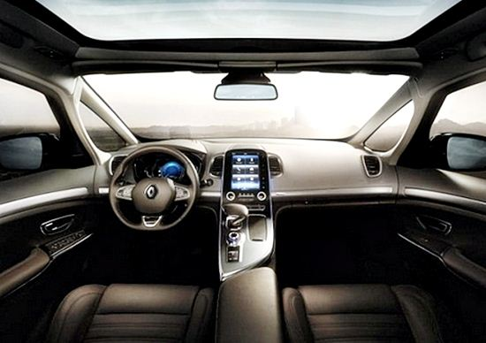2016 renault espace price release date car drive and feature. Black Bedroom Furniture Sets. Home Design Ideas