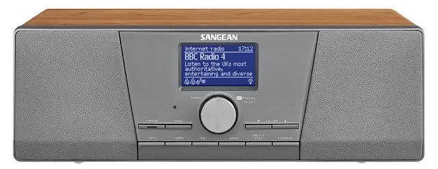 Обзор интернет радиоприемника Sangean WFR-1Di