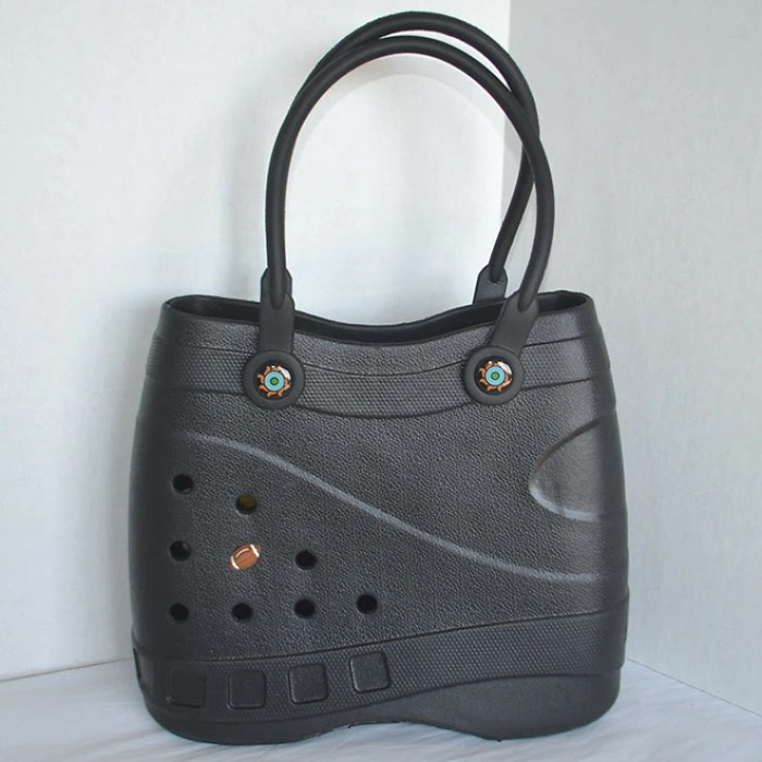 Crocs-Inspired Handbags Are Now A Thing, And People Have Mixed Reactions