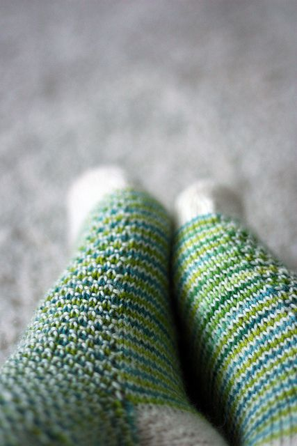 http://www.ravelry.com/patterns/library/broken-seed-stitch-socks