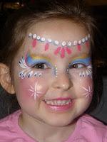 Face Painting untuk Ultah anak