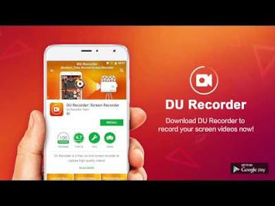 DU Recorder ile cep telefonunun ekran videosunu profesyonel olarak kaydet