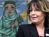 Lukisan Patung Liberty Muslimah Picu Kontroversi di AS