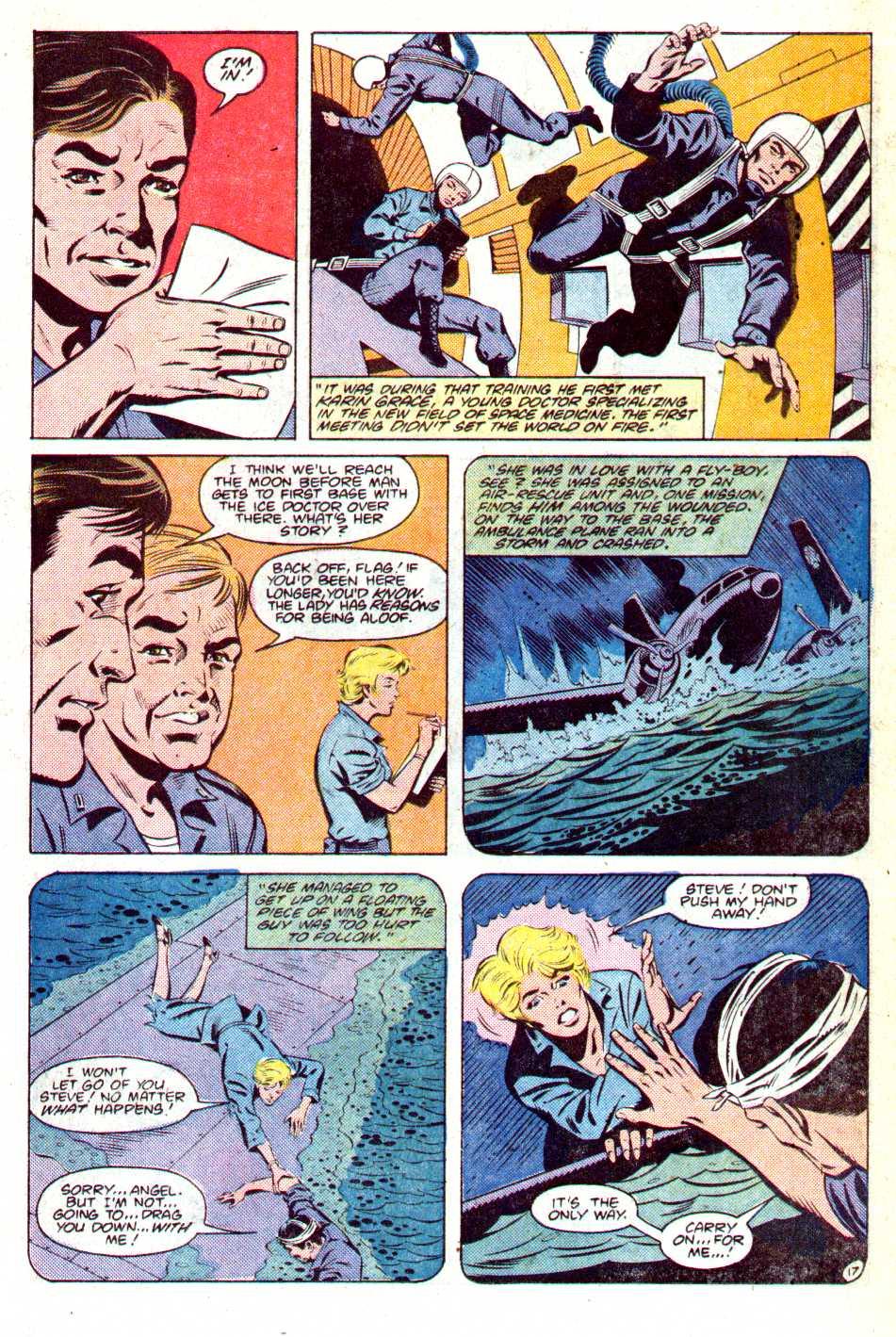 Read online Secret Origins (1986) comic -  Issue #14 - 20