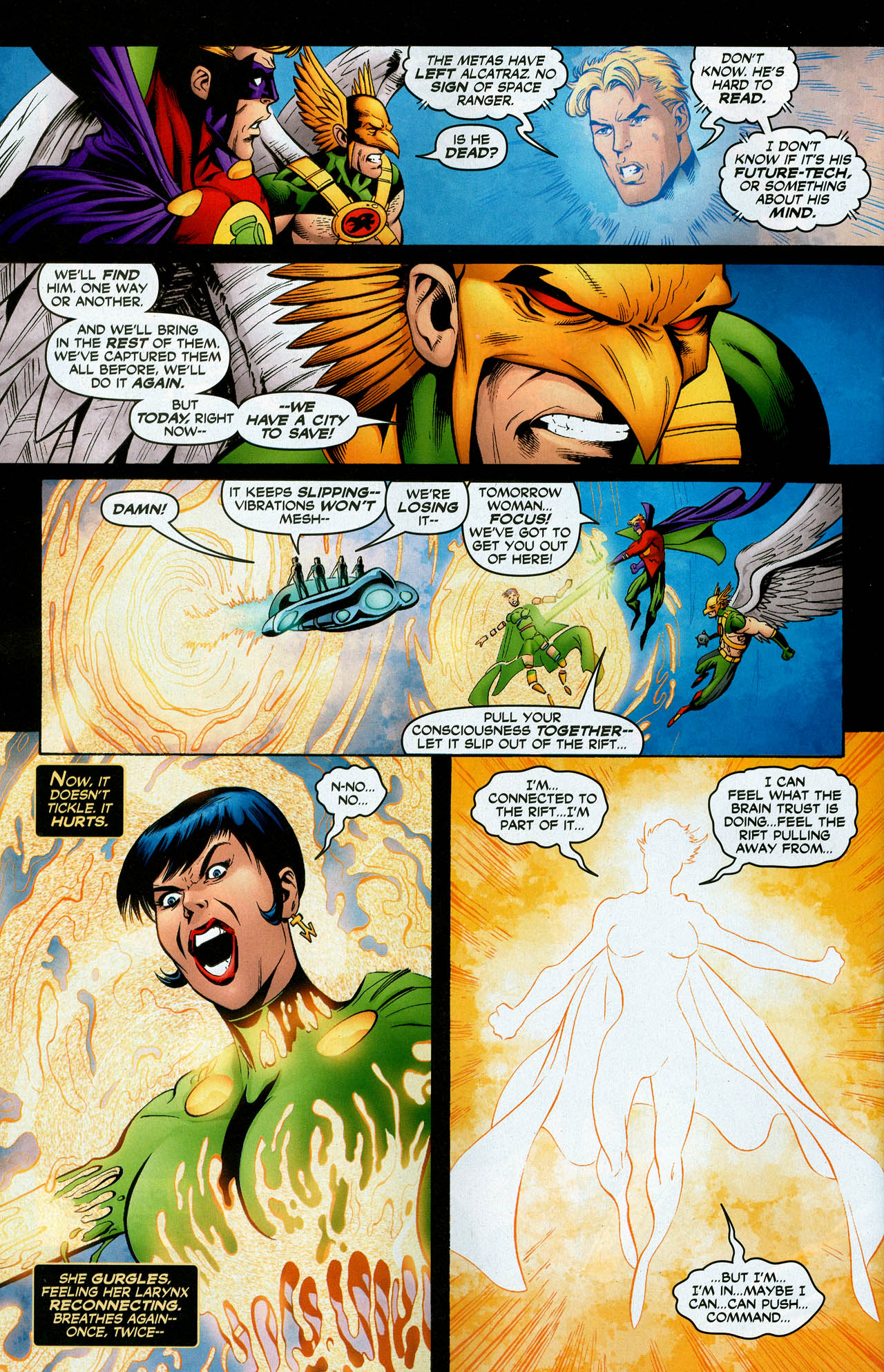 Read online Trinity (2008) comic -  Issue #29 - 28