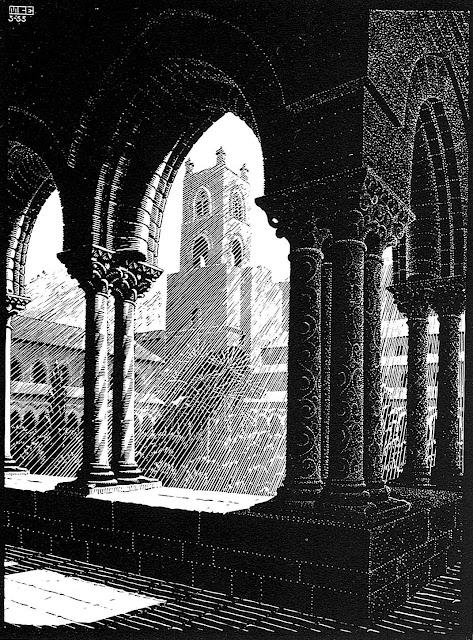 Maurits Cornelis Escher, sun