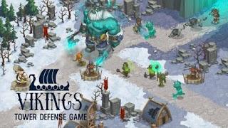 pada kesempatan ini mimin ingin membuatkan game yang telah di modifikasi sedemikian rupa ole Vikings The Saga MOD (Unlimited Crystals) v1.0.32