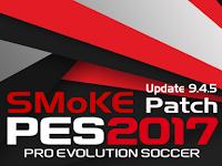 Update Patch PES 2017 Terbaru dari SMoKE V9.4.5