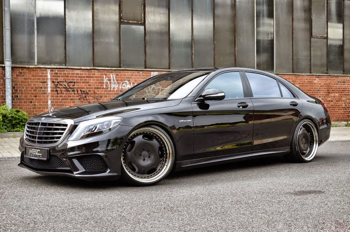 mercedes benz w222 s63 amg by mec design benztuning. Black Bedroom Furniture Sets. Home Design Ideas