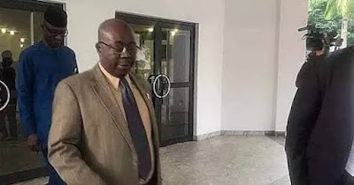 Meet the New DSS Boss, Matthew Seiyefa (Brief Profile)
