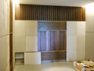 Desain Interior - Diffuser dan absorber peredam suara - audiophile - Semarang