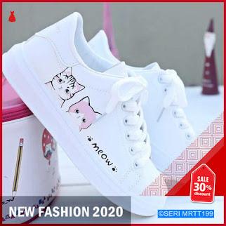 MRTT199S51 Sepatu Wanita Sneakers Meow Keren BMGShop