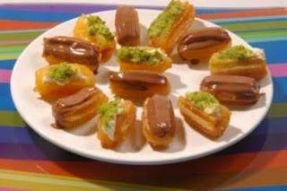 نادي الطبخ والحلويات