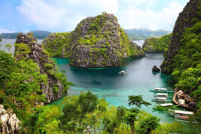 Filipinler'de Tatil Yapılabilecek Harika Ötesi 11 Muhteşem Ada - Kurgu Gücü
