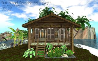 Suri Island Paradise
