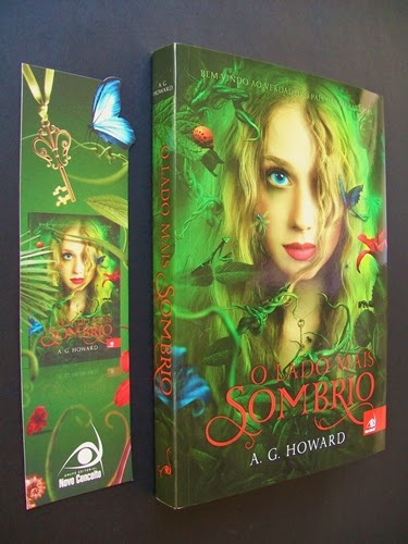O Lado Mais Sombrio - A.G.Howard