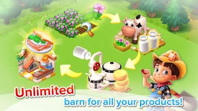 تحميل لعبة family farm مزرعتنا السعيده للأندرويد